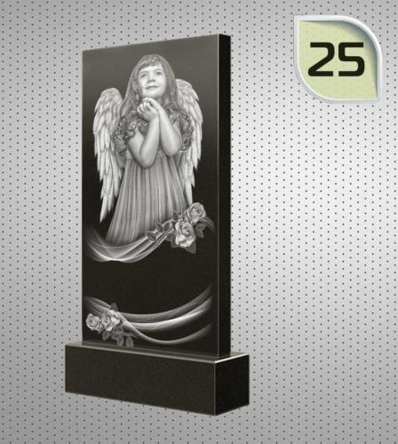 Девочка ангел, умиляется - 25