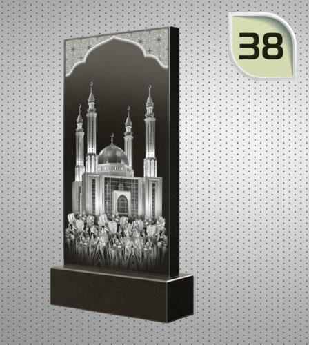Мечеть мусульманская - 38